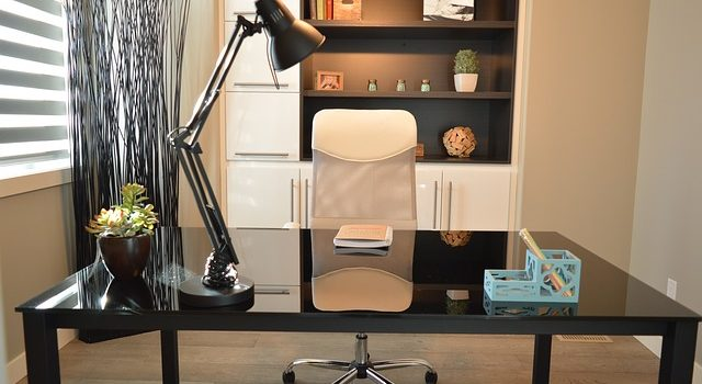 How to Create an Inspirational Office Suite