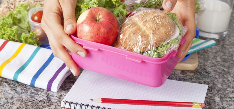 Healthy Lunch Tips for the Busy Entrepreneur