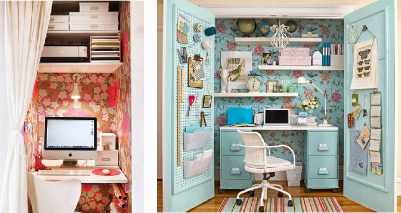 How to Organize a Small Work Space